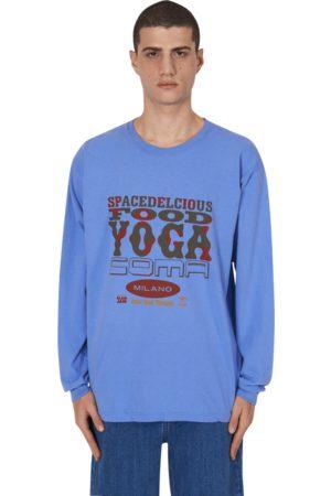 Brain Dead Slam jam x spacedelicious longsleeve t-shirt LIGHT S