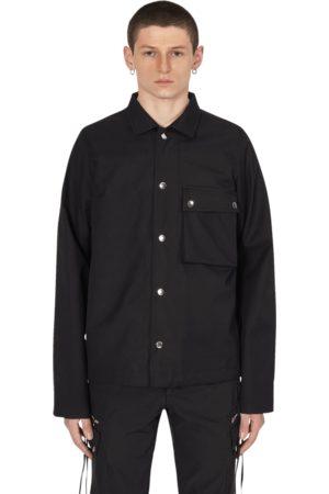 ARNAR MÁR JÓNSSON Sympatex longsleeve zipper shirt S