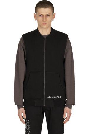 Pleasures Power fleece vest F20- M