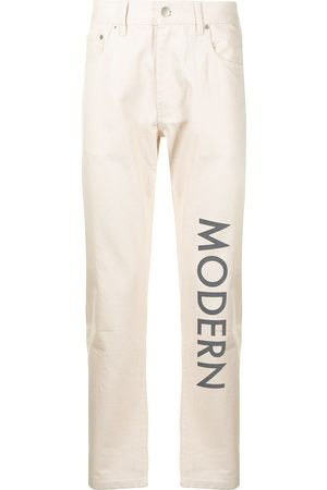 A-cold-wall* Modern mid-rise straight-leg jeans