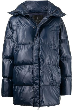 Rains Quilted puffer jacket
