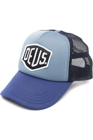 Deus Ex Machina Men Caps - Logo patch baseball cap