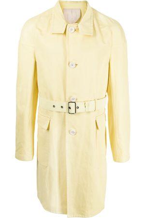 Salvatore Ferragamo Lightweight cotton raincoat