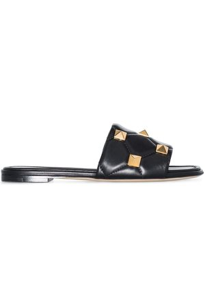 VALENTINO GARAVANI Roman Stud slip-on sandals
