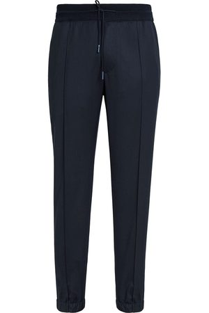 Ermenegildo Zegna Drawstring fastening track pants