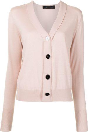 Proenza Schouler Buttoned V-neck cardigan