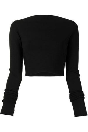 Proenza Schouler Compact-knit top