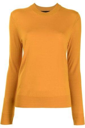 Proenza Schouler Women Sweaters - Long-sleeved crew-neck pullover