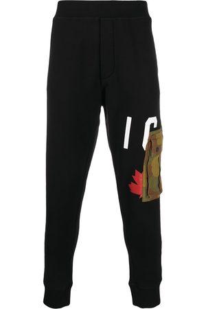 Dsquared2 Flap pocket logo track pants