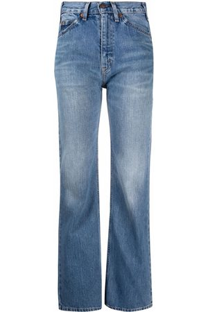 VALENTINO X Levi's bootcut high-rise jeans
