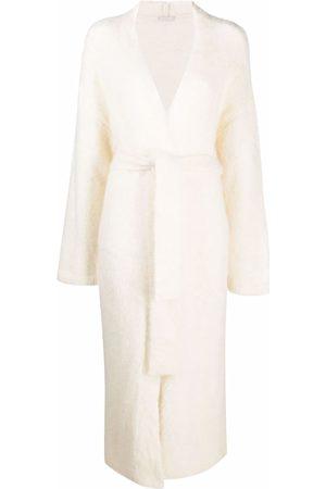 12 STOREEZ Belted cardi coat