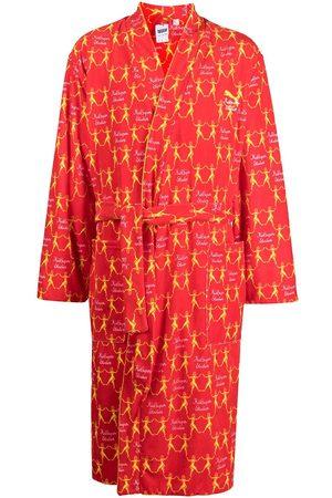 PUMA X Kidsuper AOP bathrobe