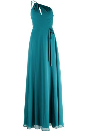 Marchesa Notte Women Evening dresses - Pescara one-shoulder bridesmaid gown