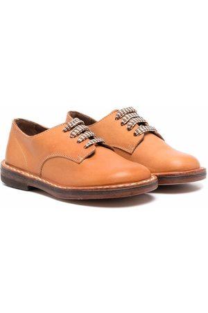 PèPè Boys Brogues - Cuoio leather brogues