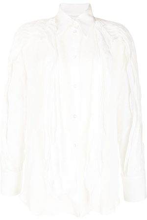 MATICEVSKI Slit-detail layered shirt