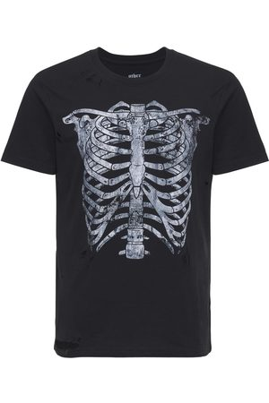 The Other Rib Cage Thrasher Printed T-shirt