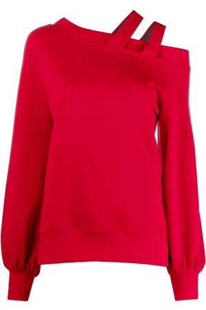 Atu Body Couture X Ioana Ciolacu strap-detail sweatshirt