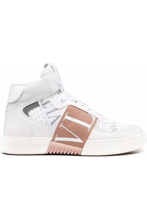 VALENTINO GARAVANI Untitled high-top sneakers