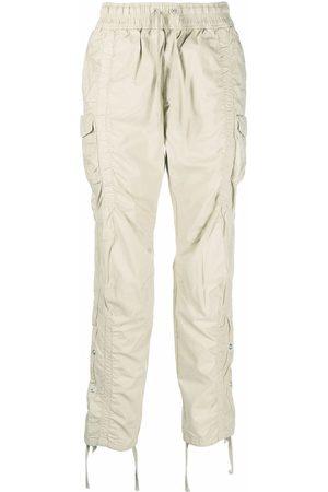 JOHN ELLIOTT Straight-leg cargo trousers - Neutrals