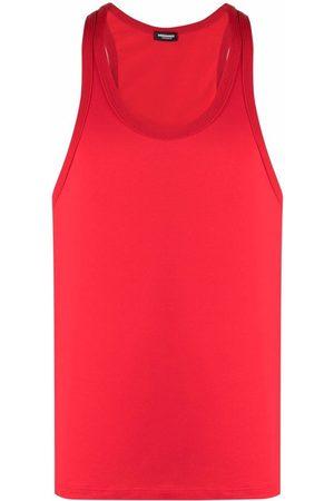 Dsquared2 Scoop neck vest top