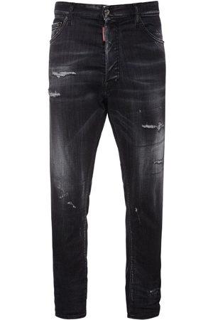 Dsquared2 Men Jeans - 16cm Relax Cotton Denim Jeans