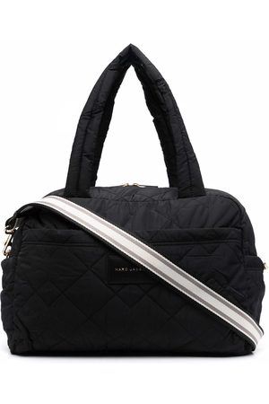 Marc Jacobs Quilted luggage tote bag