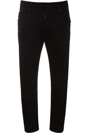 Dsquared2 Men Jeans - 16cm Skater Bull Cotton Denim Jeans