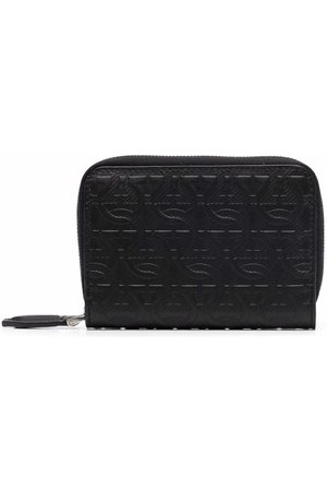 Salvatore Ferragamo Gancini zip-around wallet