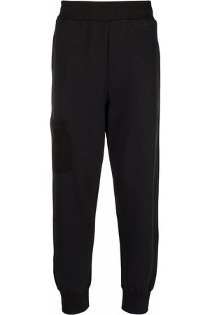 A-cold-wall* Men Sports Pants - Logo tracksuit bottoms