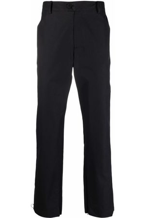 A-cold-wall* Men Formal Pants - Tailored straight-leg trousers