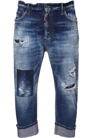 Dsquared2 Men Jeans - 26cm Big Brother Cotton Denim Jeans