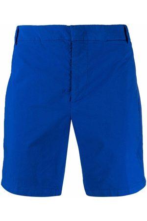 Dondup Men Bermudas - Slim-cut chino shorts