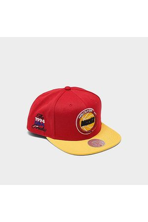 Mitchell And Ness Mitchell & Ness Houston Rockets NBA 1994 Finals Patch Snapback Hat in /