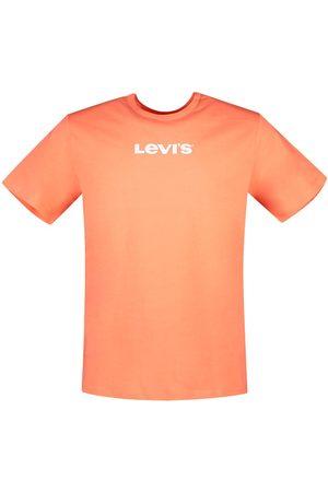 Levi's Unisex Housemark Graphic L Coral Quartz