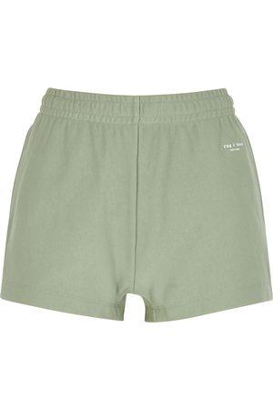 RAG&BONE City sage jersey shorts