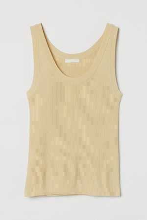 H&M Rib-knit Tank Top