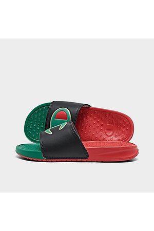 Champion Little Kids' Split Slide Sandals in / Size 1.0