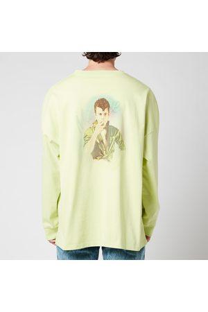 MARTINE ROSE Men's Warung Long Sleeve T-Shirt