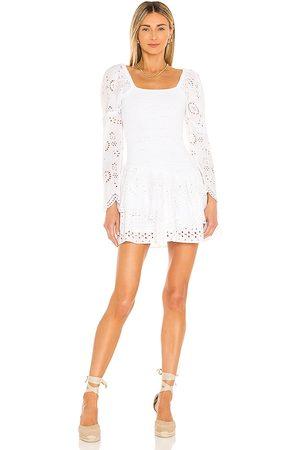 LOVESHACKFANCY Cedria Dress in .