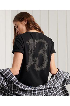 Superdry Bohemian Band Crew T-Shirt