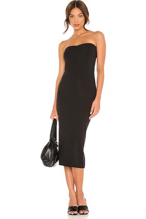 SKIN Hestia Strapless Dress in .