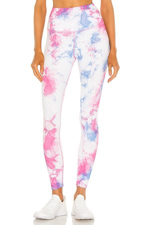 Electric & Rose Venice Legging in White.