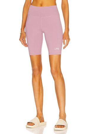 7 DAYS ACTIVE Bike Shorts in Lavender