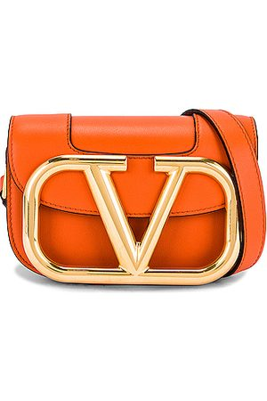 VALENTINO GARAVANI Small Supervee Shoulder Bag in