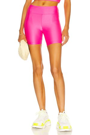 Koral Slalom High Rise Energy Short in Fuchsia