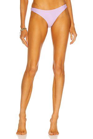 Jade Swim Most Wanted Bikini Bottom in Lavender