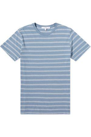 Save Khaki United Men T-shirts - Stripe Crew Tee