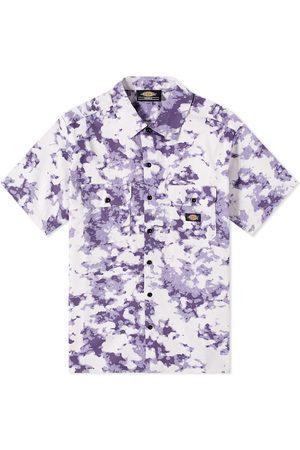 Dickies Men Short sleeves - Short Sleeve Sunburg Tie Dye Shirt