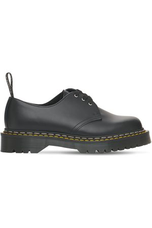 Rick Owens Dr Martens Bex Sole Leather Derby Shoes