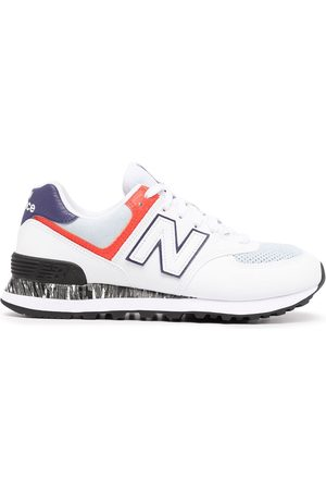 New Balance Women Sneakers - 574 panelled low-top sneakers